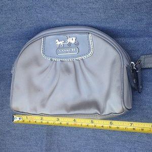 Coach hand purse